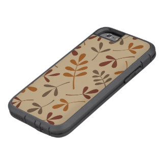 Assorted Fall Leaves Design Tough Xtreme iPhone 6 Case