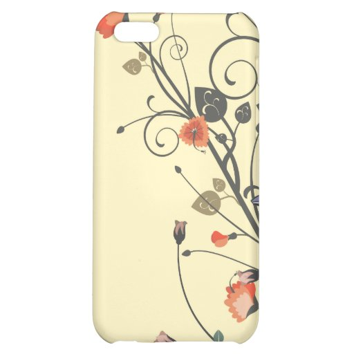 Assorted Flowers iPhone 5C Case