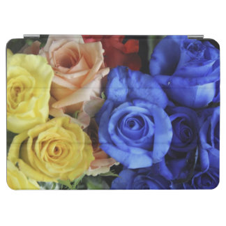 Assorted fresh rose bouquets iPad air cover