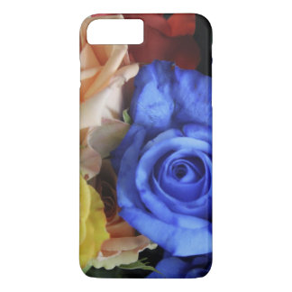 Assorted fresh rose bouquets iPhone 8 plus/7 plus case