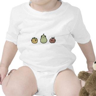 Assorted Fruit Tee Shirts