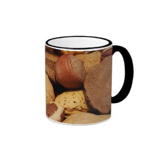 assorted nuts ringer mug