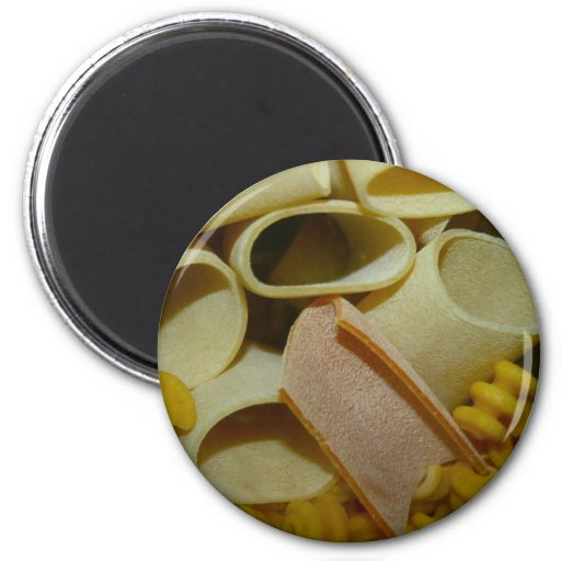 Assorted Pasta Shapes Magnet