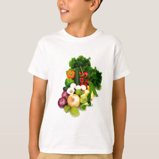Assorted Vegetables T-Shirt