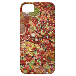 Assortment of candies iPhone 5 cases