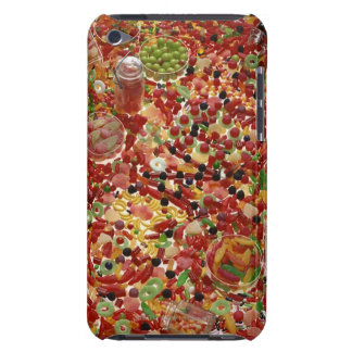Assortment of candies iPod touch cases