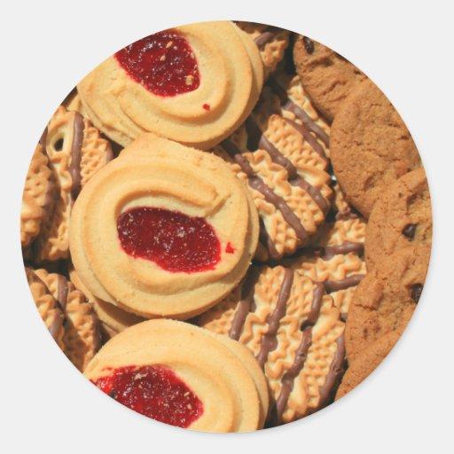 Assortment of Cookies Sticker