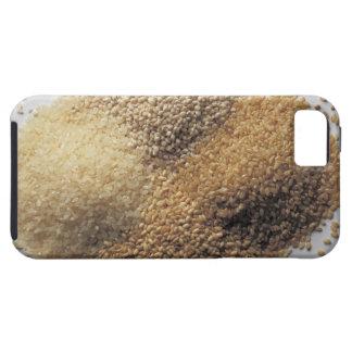 Assortment of grains iPhone 5 cases