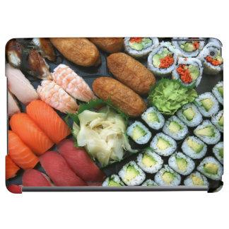 Assortment of Japanese sushi favorites