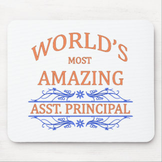 Asst. Principal Mouse Pad
