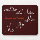 Assume the Position Ballet Gifts