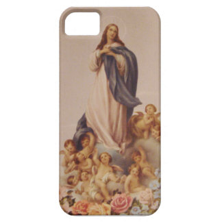 Assumption of the Blessed Virgin Mary iPhone 5 Case