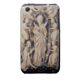 Assumption of the Virgin (alabaster) iPhone 3 Cases