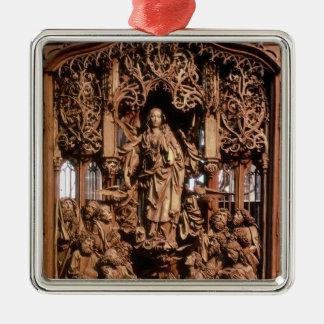 Assumption of the Virgin Christmas Ornament