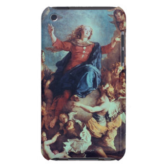 Assumption of the Virgin painting by Lefasse iPod Case-Mate Cases