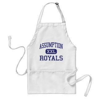 Assumption - Royals - High - Wisconsin Rapids Adult Apron