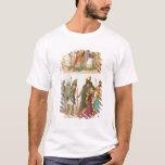 Assyrian Dress, from 'Trachten der Voelker', 1864 T-Shirt