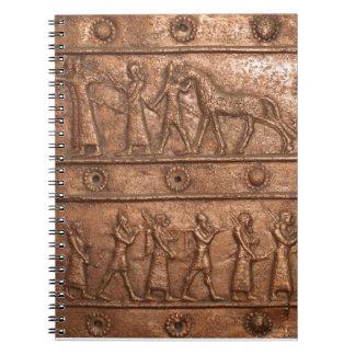 Assyrian Gate Notebook