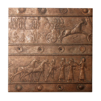Assyrian Gate Tile