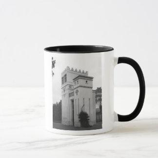 Assyrian House, Universal Exhibition, Paris Mug
