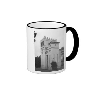 Assyrian House, Universal Exhibition, Paris Coffee Mugs