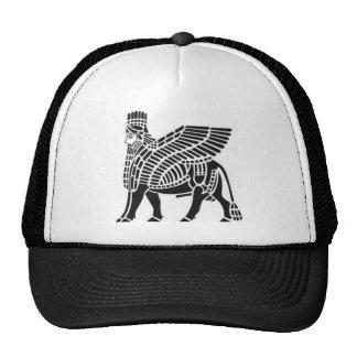 Assyrian Lamassu Cap