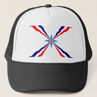 Assyrian People, Democratic Republic of the Congo Trucker Hat