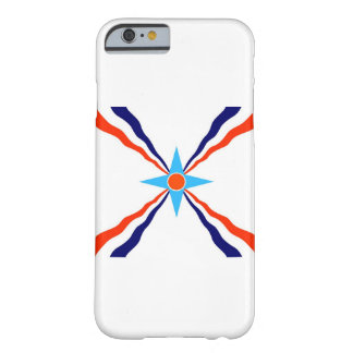 assyrian people ethnic flag barely there iPhone 6 case
