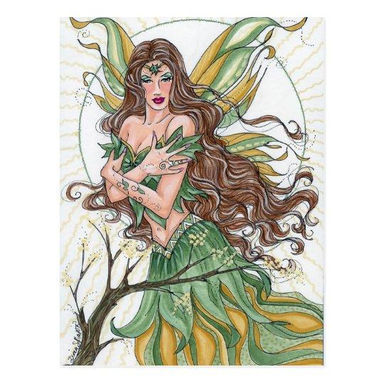 ASTA   Fairy by Diana S Martin Postcard