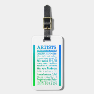 ASTEP luggage tag