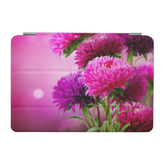 Aster Autumn Flowers Art Design iPad Mini Cover