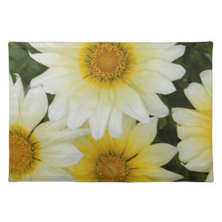 aster flower in the garden placemat