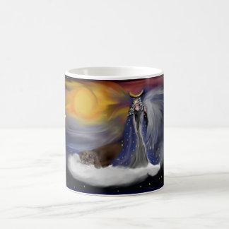 Asterisk Capricorn capricornus cup