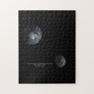Asteroid 2012 DA14 Passing the Earth Feb. 15, 2013 Jigsaw Puzzle