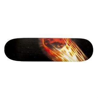 Asteroid Skateboard