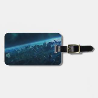 Asteroids Tags For Luggage