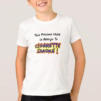 Asthma Allergy - Cigarette smoke Allergy T shirt