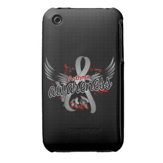 Asthma Awareness 16 Case-Mate iPhone 3 Case