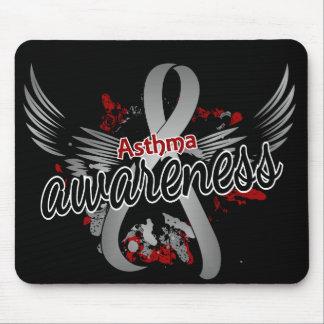 Asthma Awareness 16 Mouse Pad