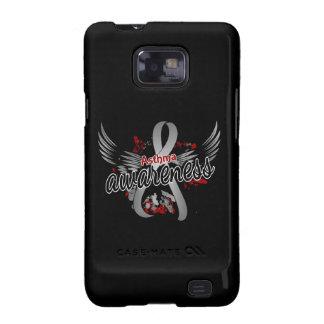 Asthma Awareness 16 Samsung Galaxy SII Covers