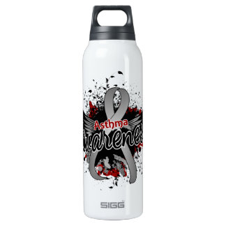 Asthma Awareness 16 16 Oz Insulated SIGG Thermos Water Bottle