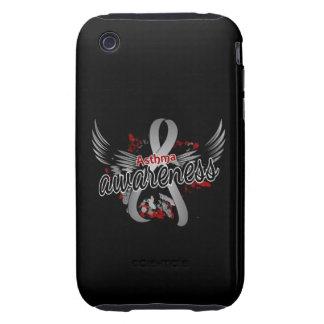 Asthma Awareness 16 Tough iPhone 3 Covers