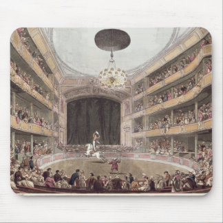 Astley's Amphitheatre from Ackermann's Mouse Mat