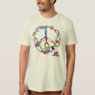 Aston Pershing private collection Peace sign Shirt