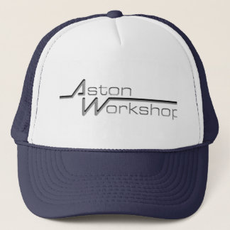 Aston Workshop Trucker Hat