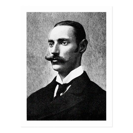 Astor IV ~ John Jacob Capitalist Inventor Postcard