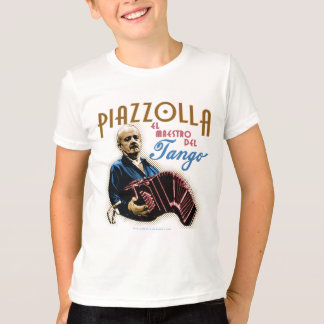 Astor Piazzolla T-Shirt