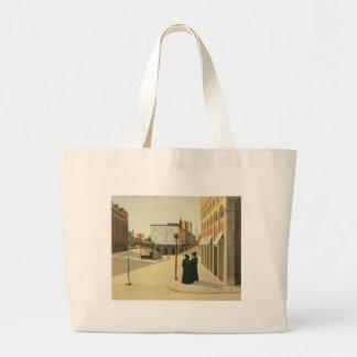 Astor Place, New York circa 1932 Jumbo Tote Bag