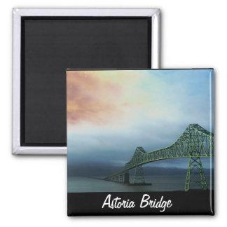 Astoria Bridge Magnet
