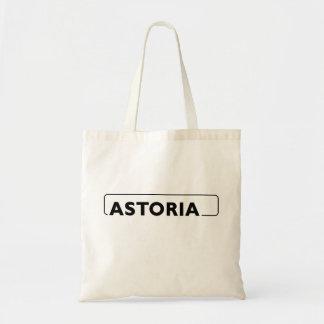 ASTORIA LOGO TOTE BAG